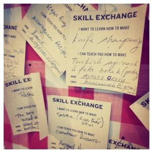 Skill Exchange in San Francisco