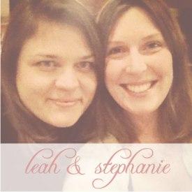 Leah Cherry and Stephanie Perkinson
